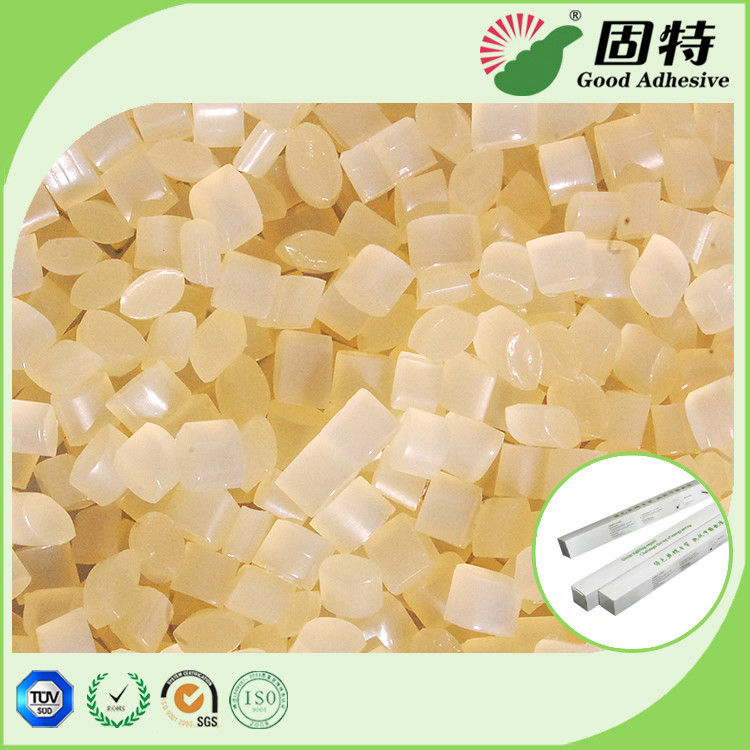 EVA Yellowish Hot Melt Glue Pellets For Packaging Carton Sealing